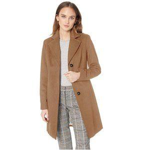 Calvin Klein Women's Classic Cashmere Wool Coat